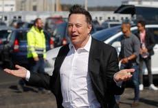 Elon Musk announces Tesla headquarters will move to Austin, 德克萨斯州