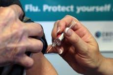 内部政治: Fears of mass flu deaths and levelling up could take 10 年