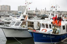 Minister vows Paris will 'hold firm' in fishing dispute as he blasts 'failed Brexit'