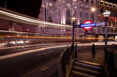 Which London Night Tube lines are returning and at what times?
