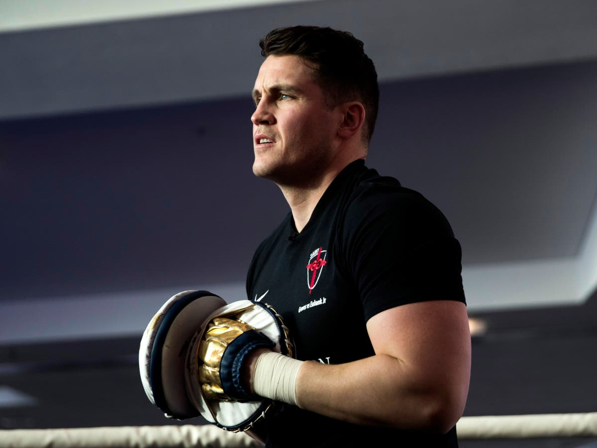 Shane McGuigan: 'I didn't get into boxing for the money, it brings me happiness'