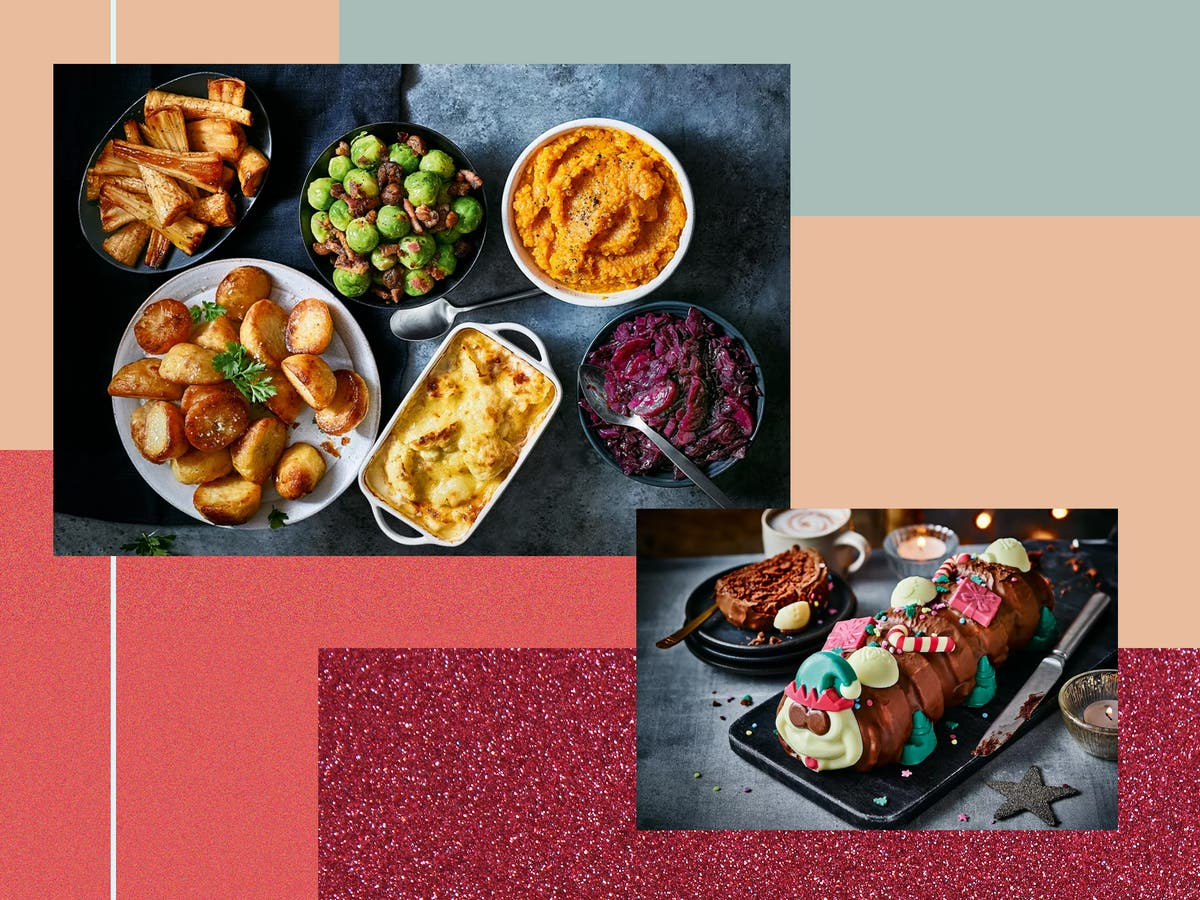 The ultimate guide to supermarket Christmas food ranges, from M&S to Aldi