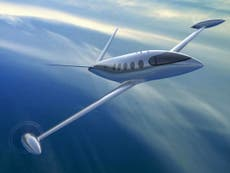 Elon Musk says he's 'dying' to make a supersonic electric plane