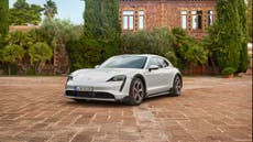 Car review: the Porsche Taycan Cross Turismo is packed with style and substance