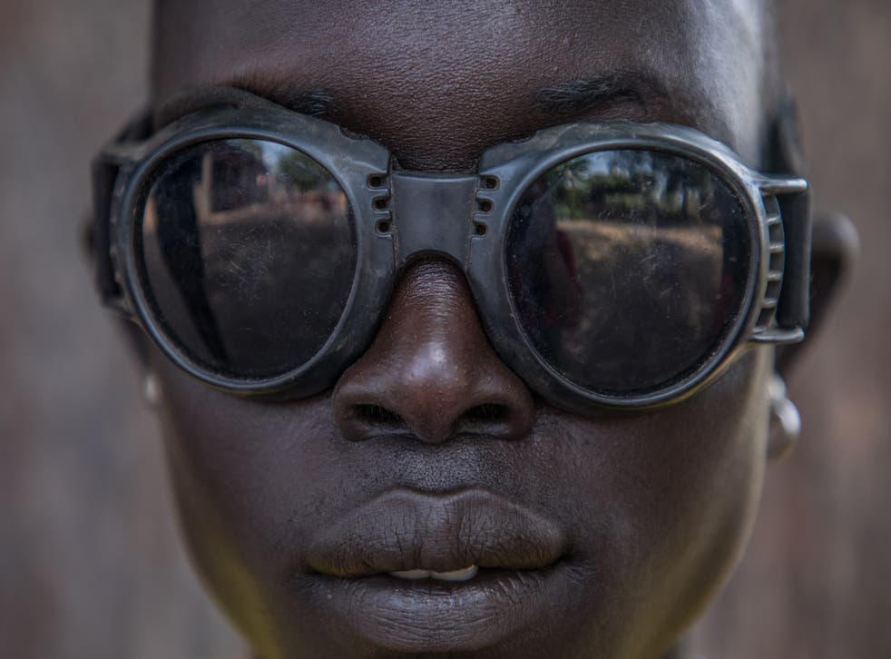 <p>The students carried out a nine-month course for young people affected by conflict in South Sudan</bl>