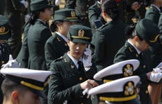 15 people charged over death of South Korean female officer who alleged sexual abuse
