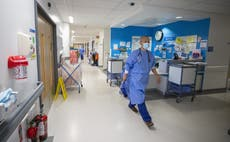 Three quarters of NHS staff consider leaving health service, survey says