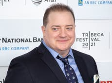 Brendan Fraser teases new film The Whale is 'something you haven't seen before'
