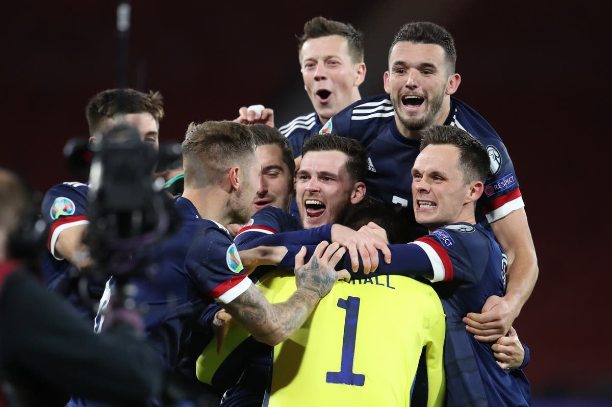 5 major talking points ahead of Scotland's World Cup qualifier against Israel