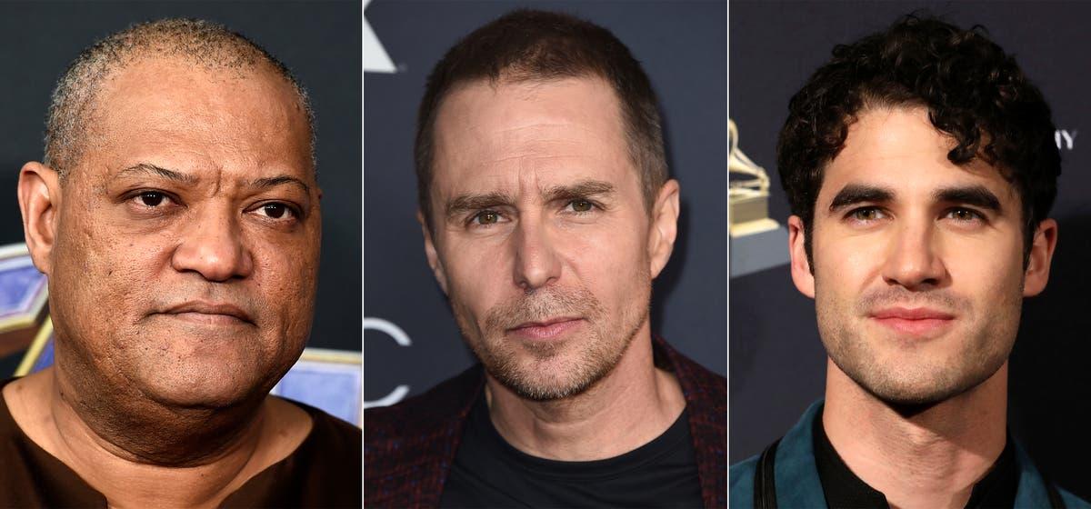 Laurence Fishburne, Sam Rockwell, Darren Criss eye Broadway