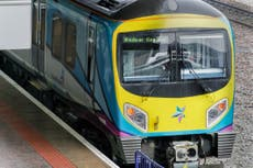 Rail 'betrayal' for north and Midlands despite Boris Johnson levelling-up promises