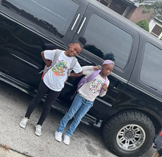 Dad uses stretch limo to take children to school amid bus driver shortage