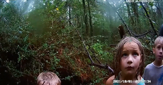 Bodycam shows touching moment rescuers found three missing kids