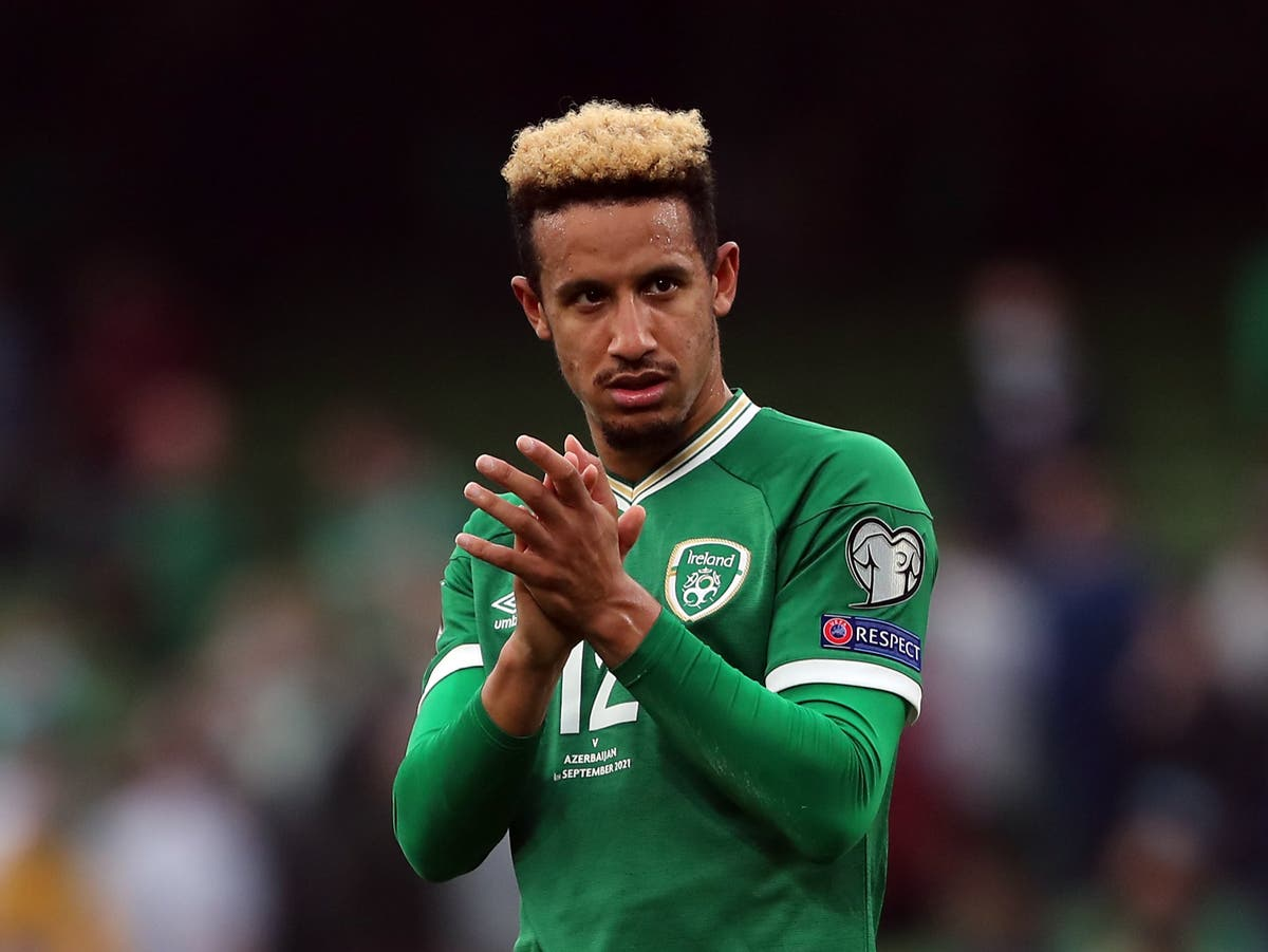 Callum Robinson's Covid vaccination stance defended by Ireland boss