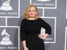 Adele says she could 'never afford' her Los Angeles house in London