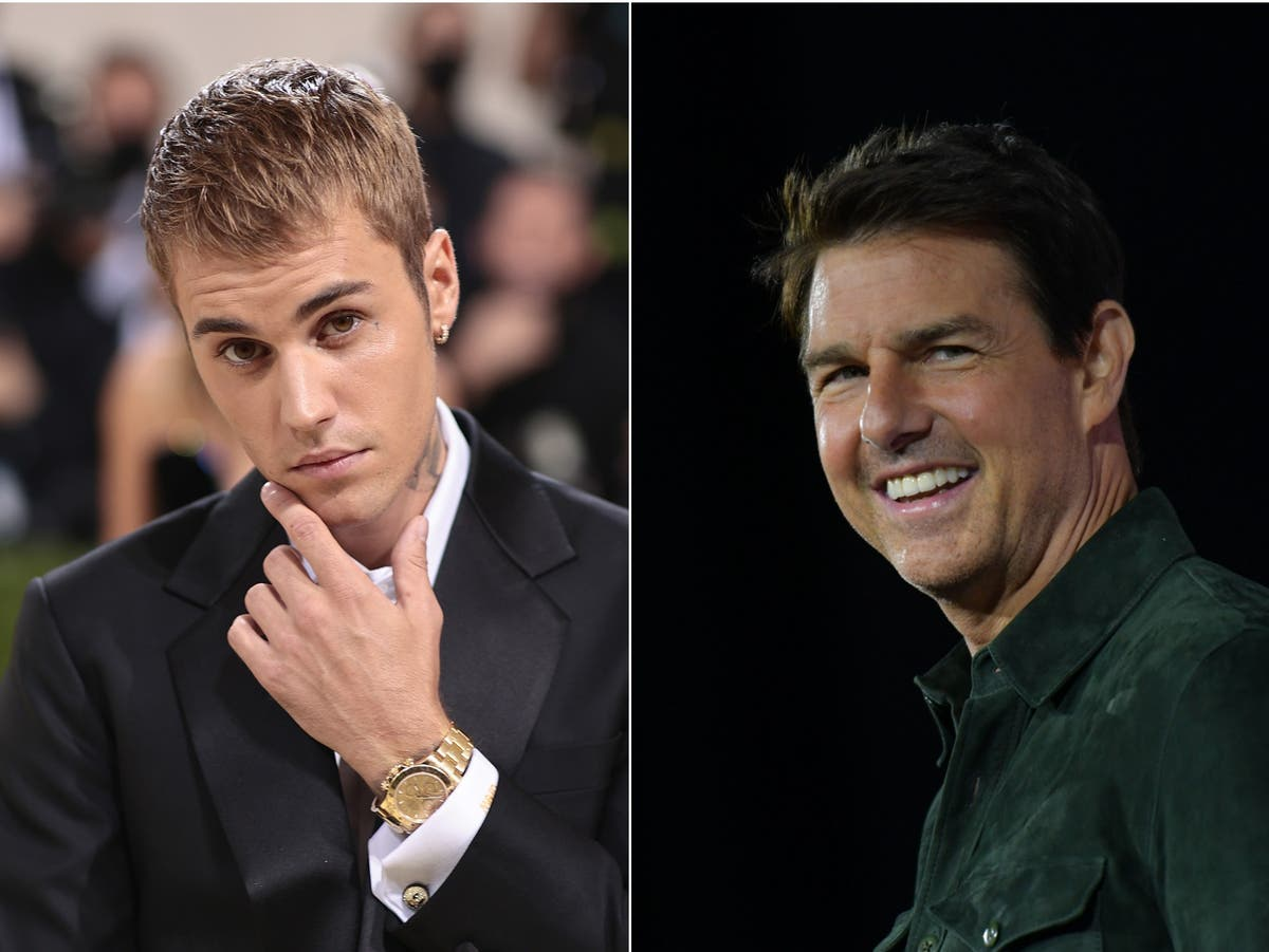 Justin Bieber fooled into picking a fight with deepfake Tom Cruise