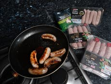 EU could lift ban on British sausages to smooth Northern Ireland talks