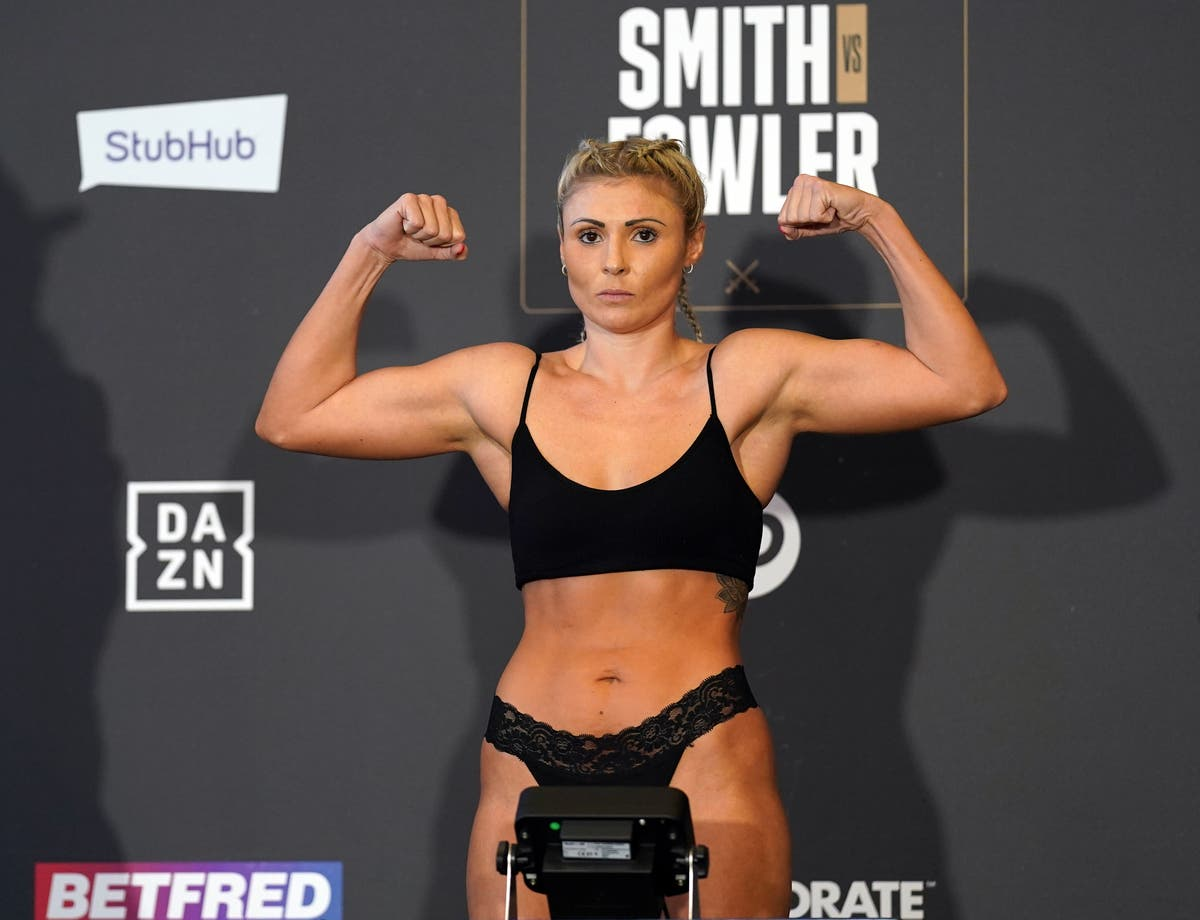 'Devastated' Shannon Courtenay focuses on her big bout