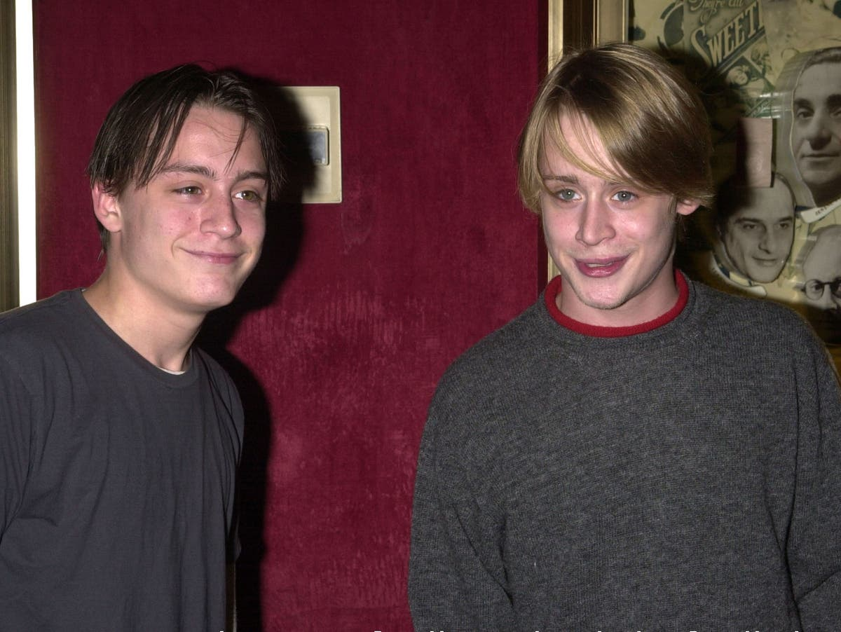 """Kieran Culkin says brother Macaulay was """"harassed on the street"""" when a child"""