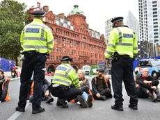 Transport for London granted injunction against Insulate Britain protesters
