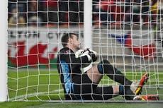 ウェールズはダニーウォードの失態から跳ね返り、プラハでポイントを獲得しました