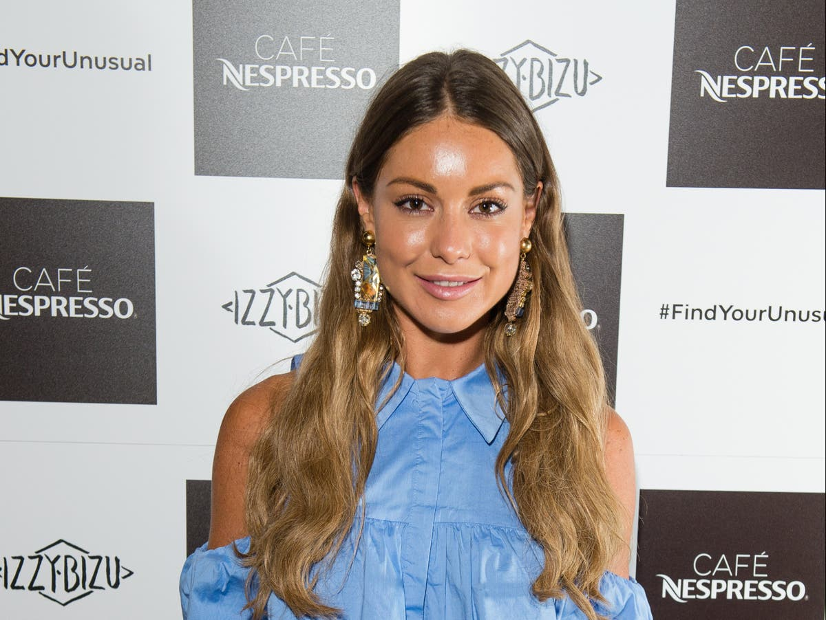 Louise Thompson speaks out about 'absolutely devastating' house fire