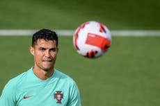 Cristiano Ronaldo 'spends thousands' shipping cryotherapy chamber from Turin to Manchester