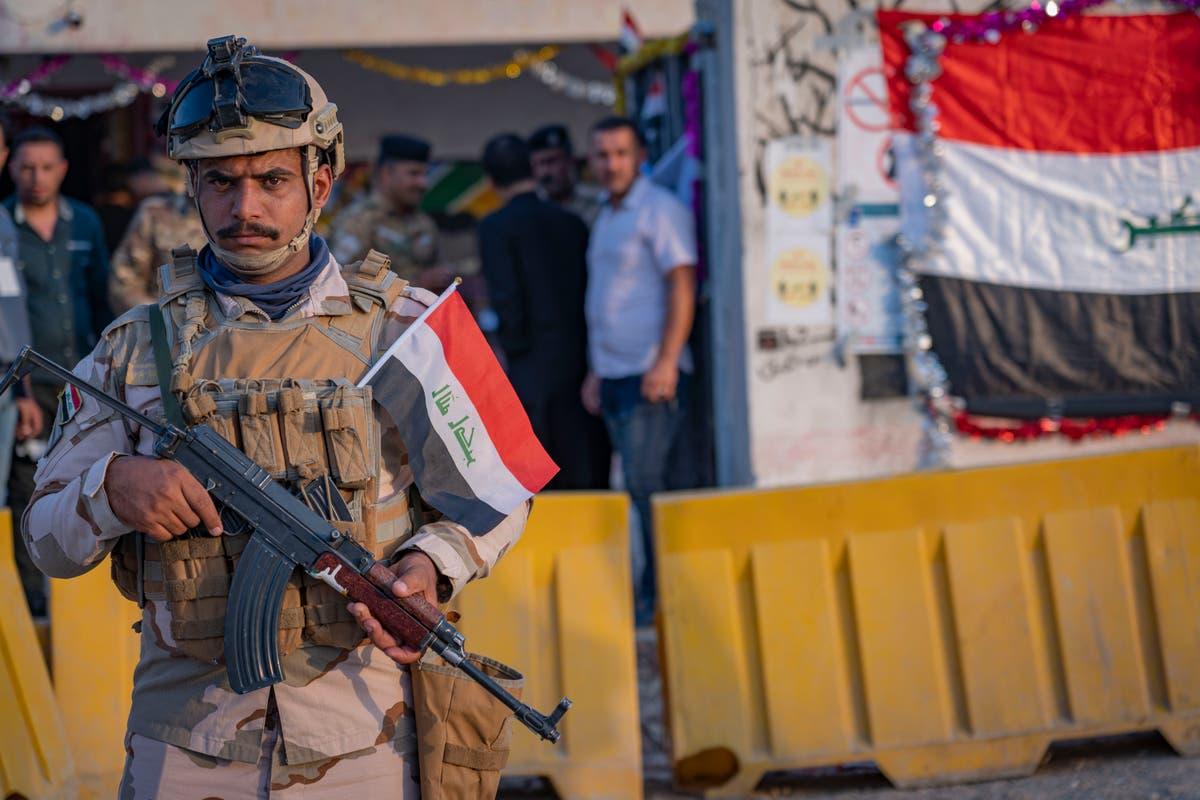 Iraqi voters in Nassiriya, heartland of the uprising, see little hope of change