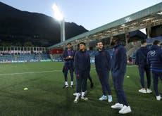 アンドラvsイングランドLIVE: 最新のワールドカップ予選の更新