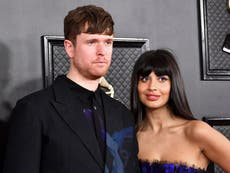 Jameela Jamil says people don't believe she produced boyfriend James Blake's album