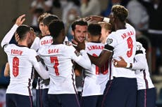Andorra vs England player ratings: Phil Foden and Jadon Sancho impress in World Cup qualifier