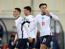 Andorra vs England result: Jack Grealish scores first international goal in routine Three Lions win