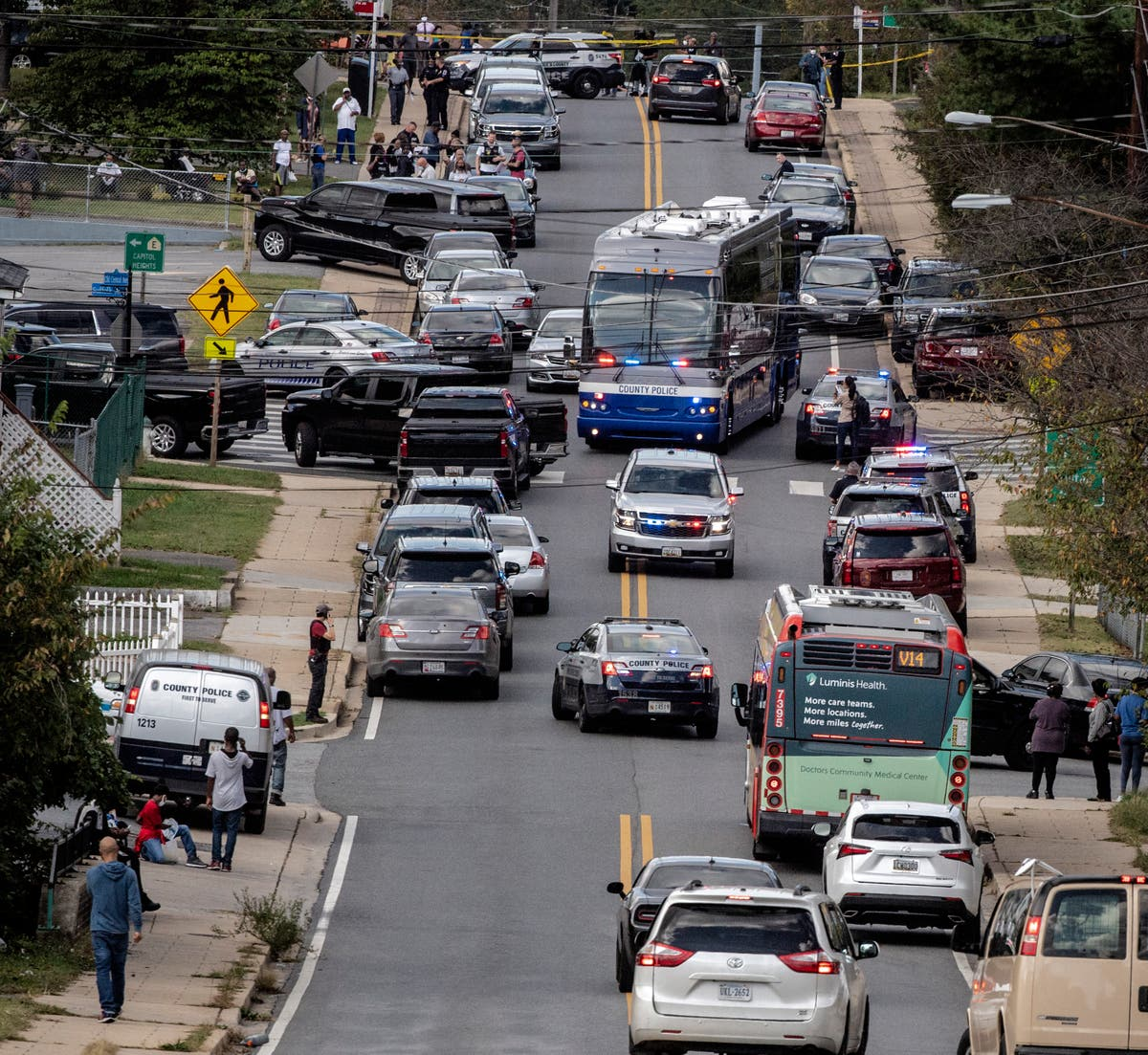 Resident charged with killing 2 at Maryland senior community