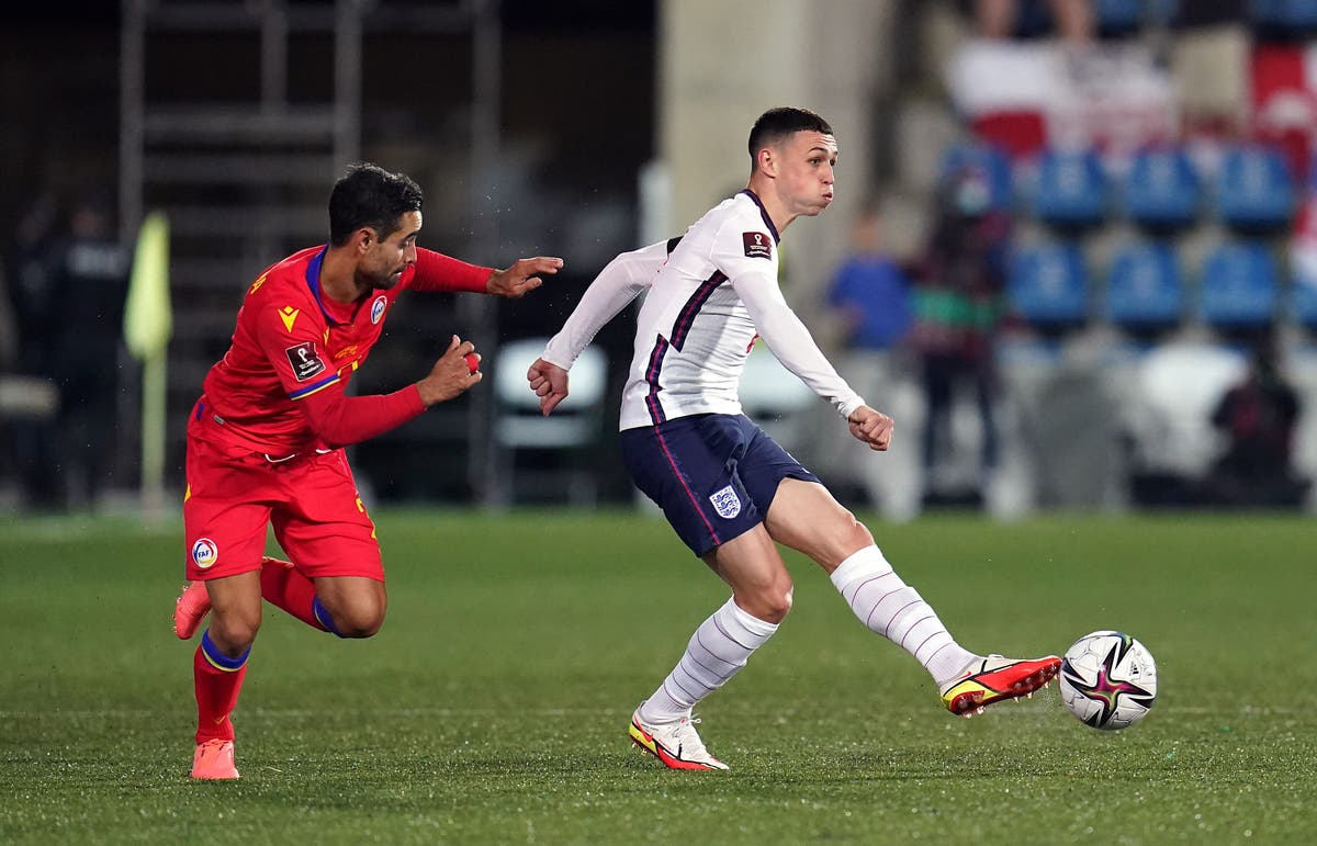 Gareth Southgate says England future with Phil Foden is 'fabulously exciting'