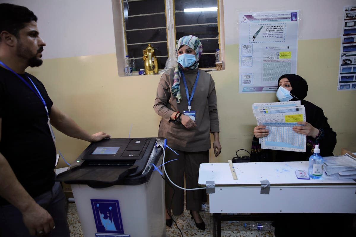 Polls open in Iraq's general elections amid tight security