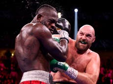 Tyson Fury defeats Deontay Wilder in heavyweight epic for the ages