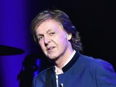 Paul McCartney blames John Lennon for Beatles split