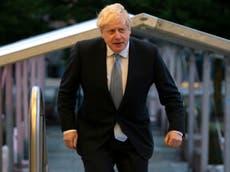 Boris Johnson urges India to commit to net zero emissions in call with PM Modi