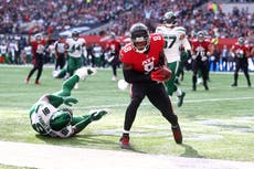 Kyle Pitts revitalises Atlanta Falcons as NFL London rejoices at breakout display