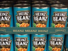 People must get used to higher food prices, Kraft Heinz boss says