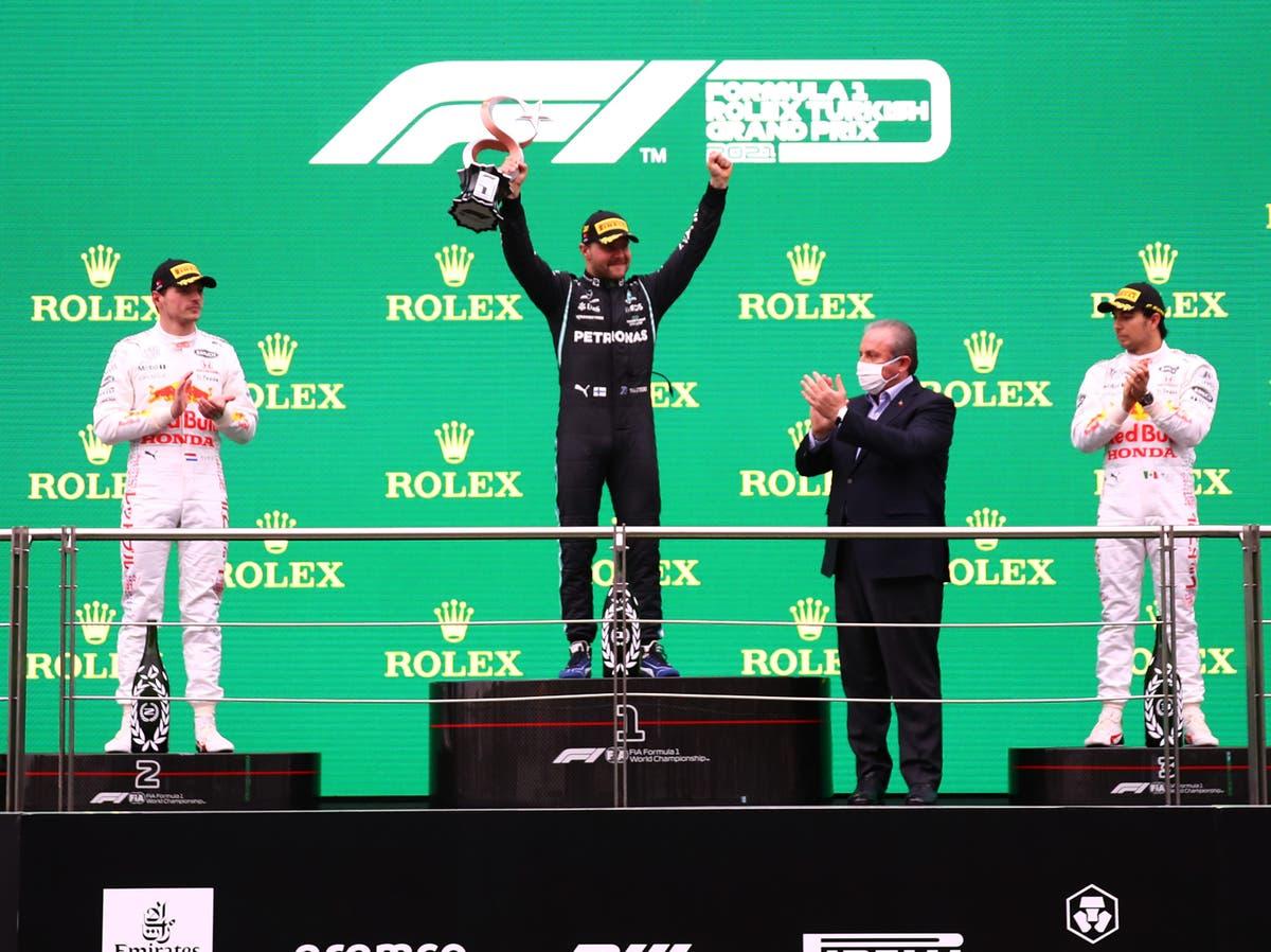 Driver ratings as Valtteri Bottas secures first win of season at Turkish GP