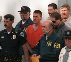 'He died with his eyes open': Covering the execution of Oklahoma City bomber Timothy McVeigh