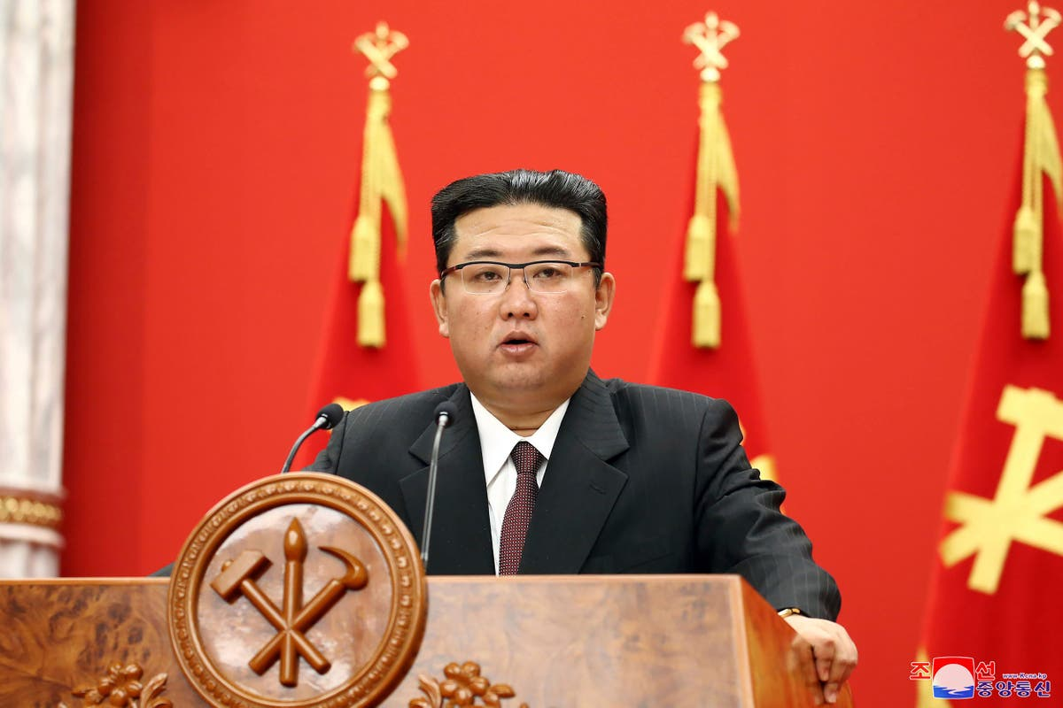 North Korean leader calls for improved living conditions