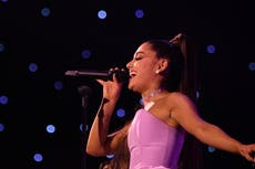 Ariana Grande to give away up to £3.6m in free therapy