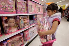 California will make toy stores have gender-neutral sections