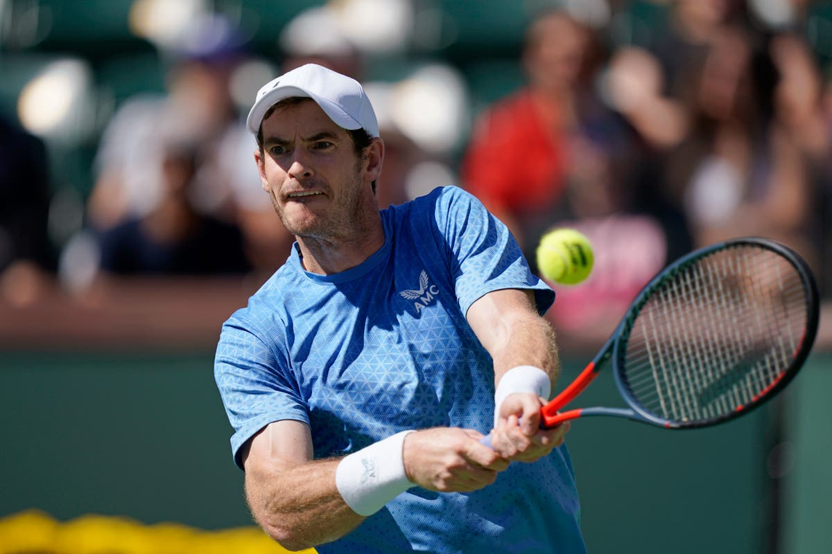 Andy Murray believes there is more to come after beating Carlos Alcaraz