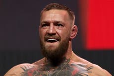 Conor McGregor aims dig at Dustin Poirier after lauding Fury vs Wilder 3