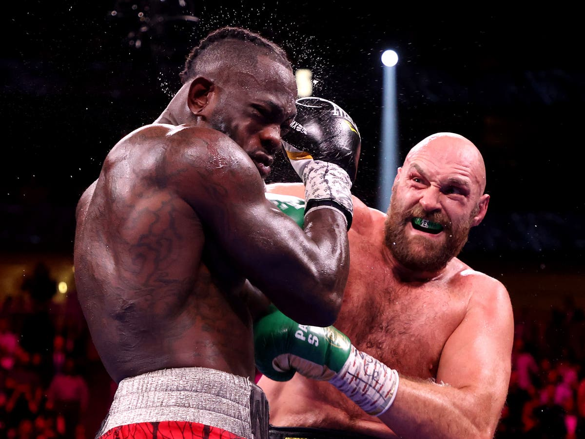 Deontay Wilder released from hospital after brutal Tyson Fury knockout defeat