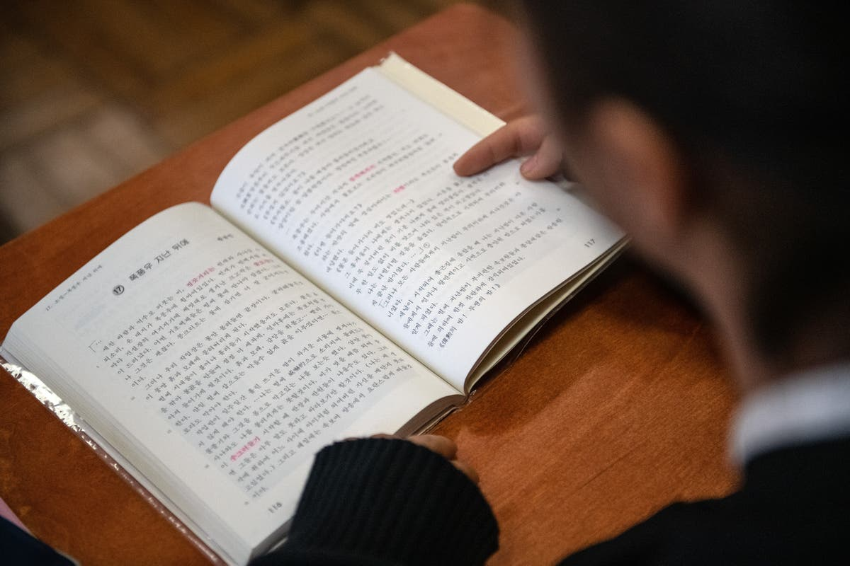 Netflix hit show 'Squid Game' sparks interest in learning Korean