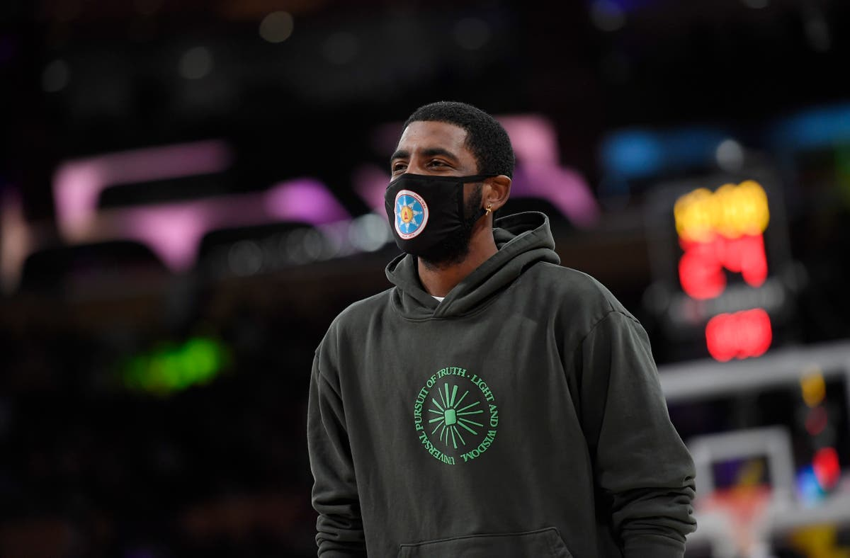 Kyrie Irving won't play until eligible under vaccine rules, Brooklyn Nets say
